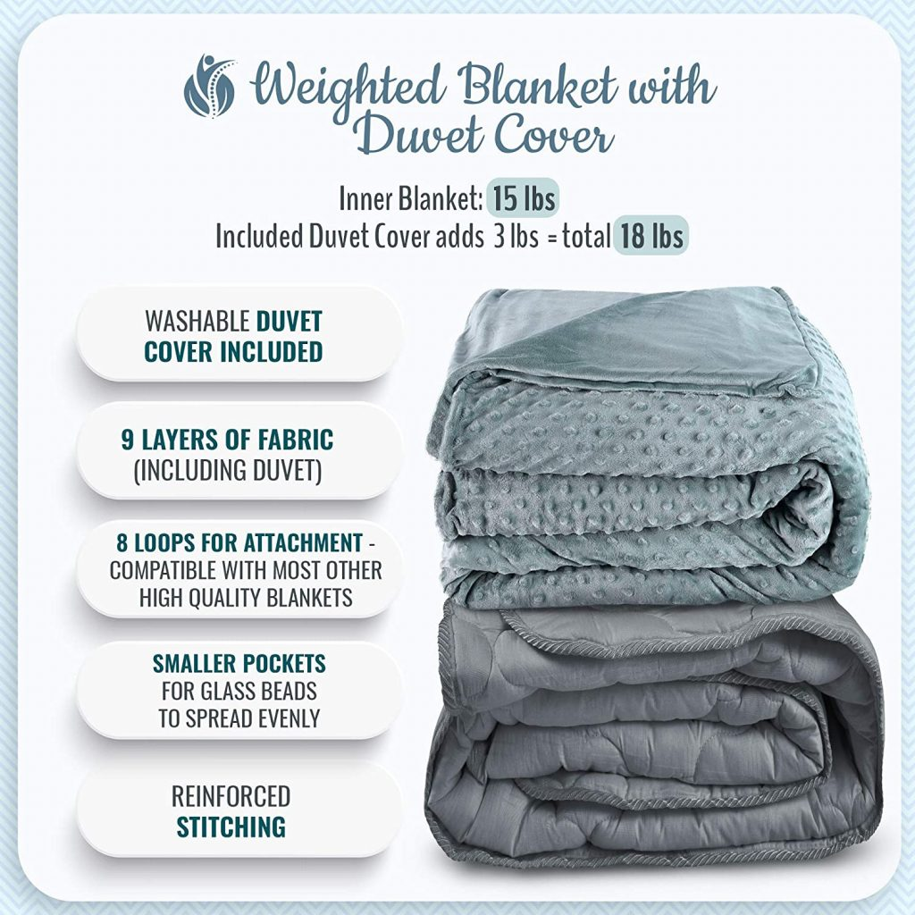 Weighted Blanket 15 lbs