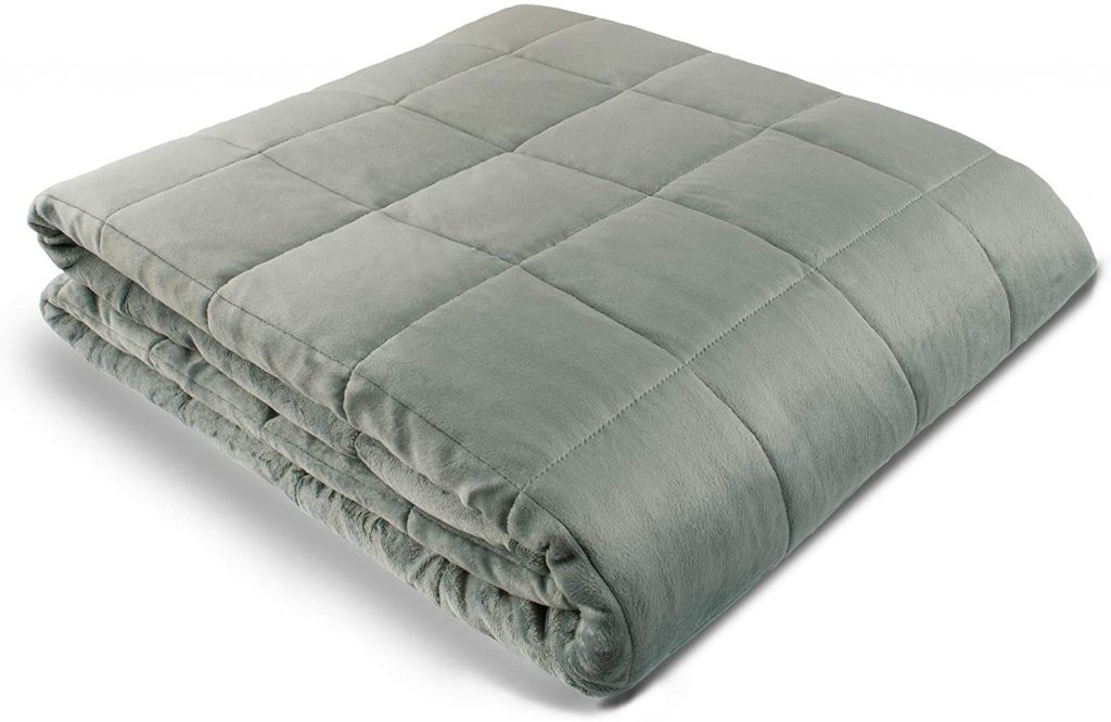 """Weighted Blanket - 60"""" X 80"""" - 15-lbs"""