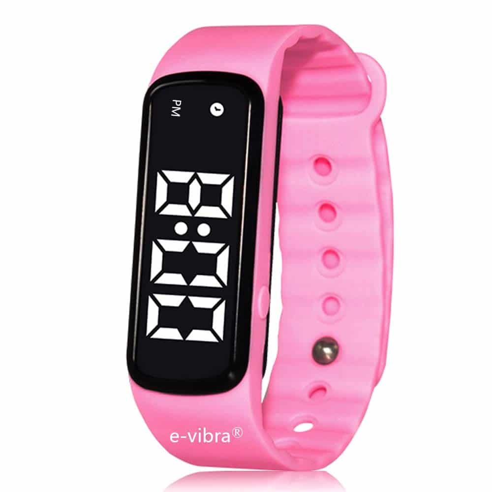 e-vibra 8 Alarm Vibrating Reminder Watch