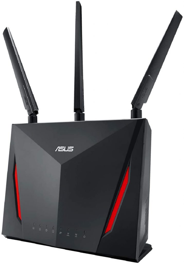 ASUS AC2900 Wi-Fi Dual-band Gigabit Wireless Router