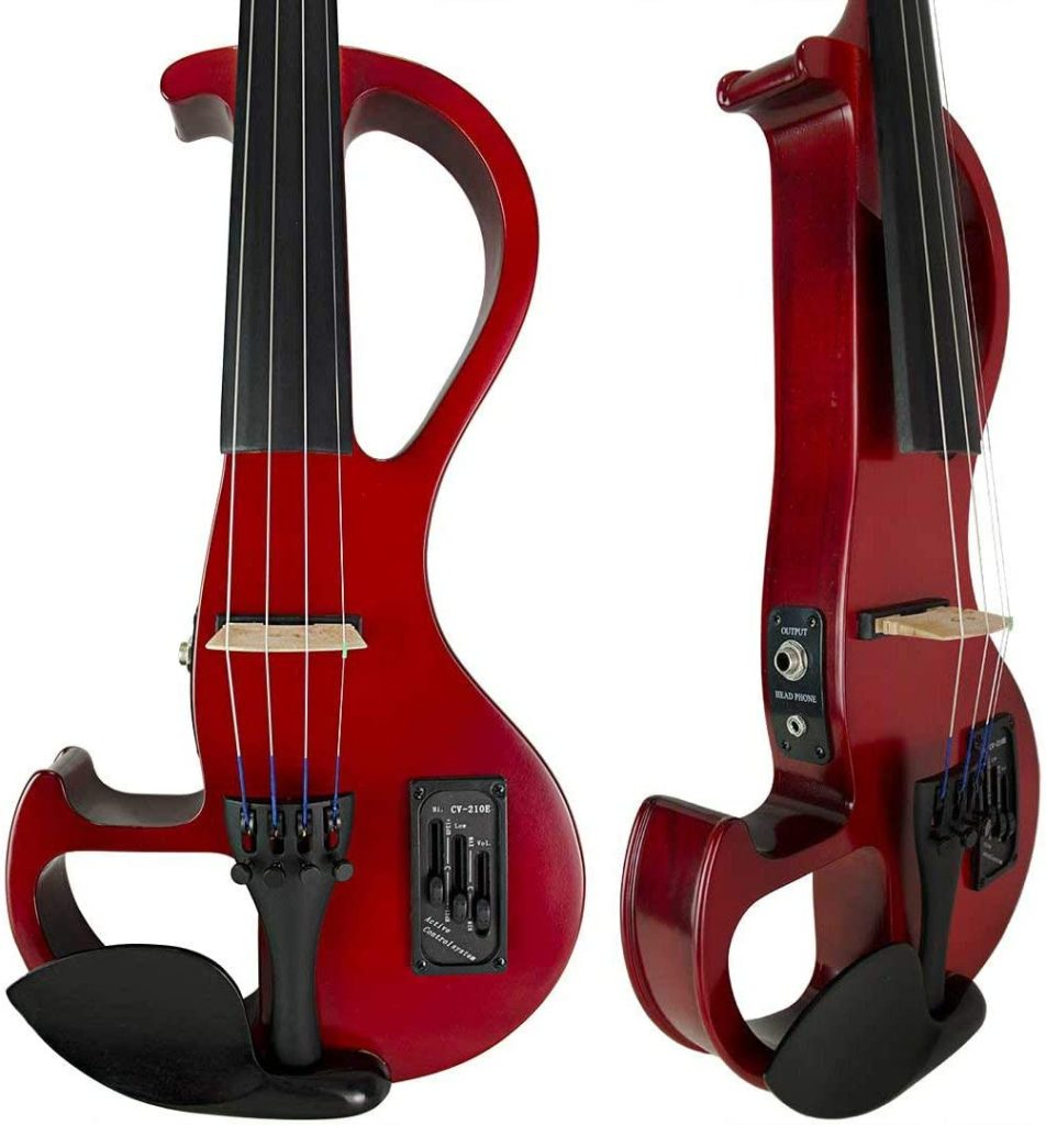 Bunnel EDGE Clearance Electric Violin Outfit Rock Star