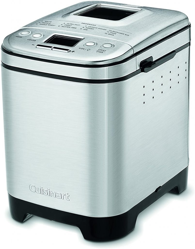 Cuisinart New Compact Bread Maker
