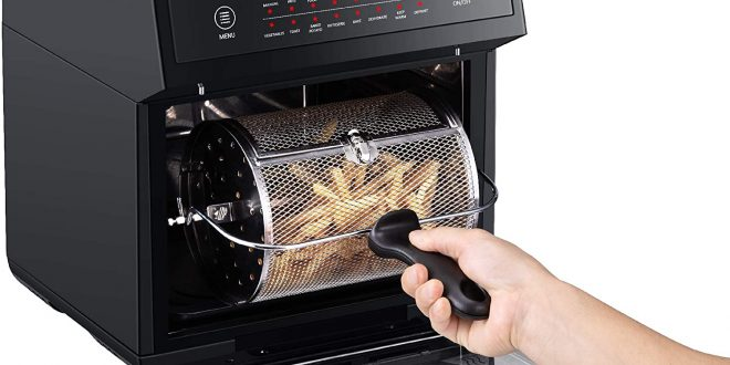 GoWISE USA Deluxe Electric Air Fryer