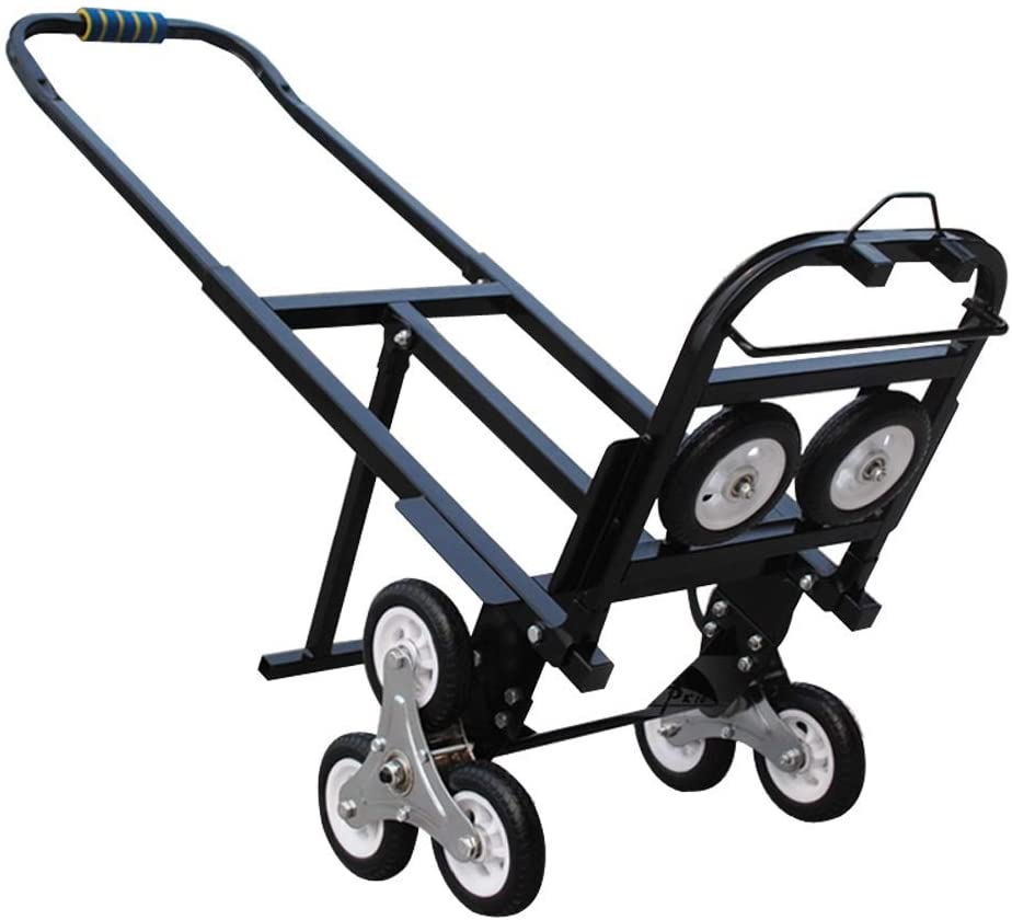 INTBUYING Foldable Hand Truck Dolly Cart