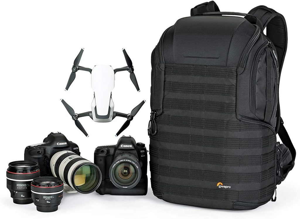 Lowepro ProTactic 450 AW II Black Pro Modular Backpack