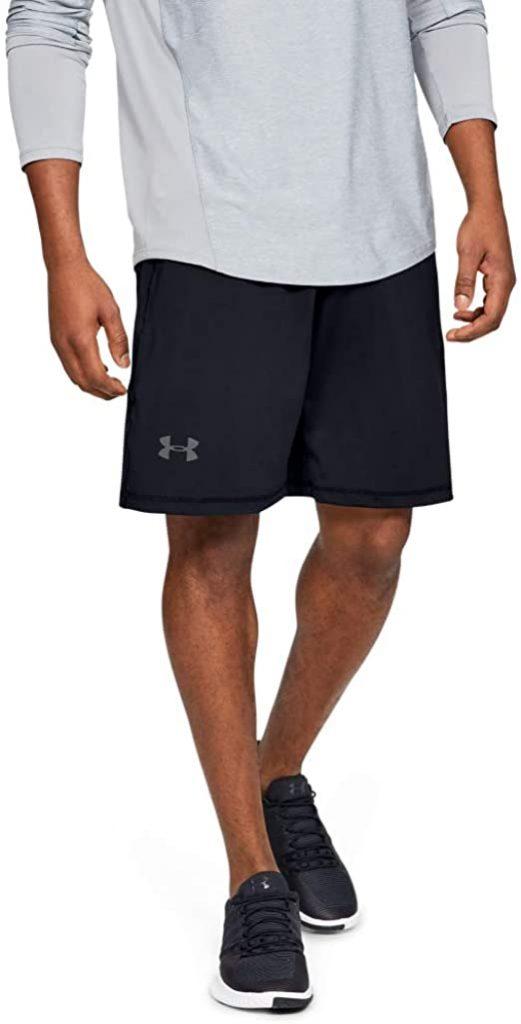 Under Armour Men's Raid 10-inch Workout Gym Shorts
