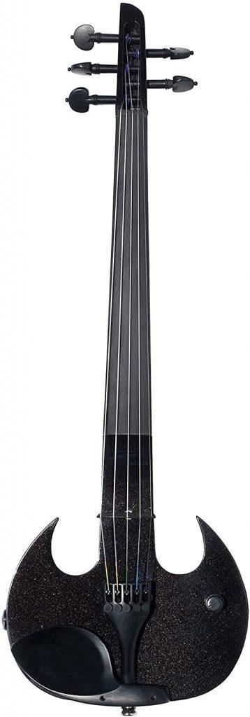 Wood Violins Stingray WV-SVX5/BK Electric Violin Galaxy Black