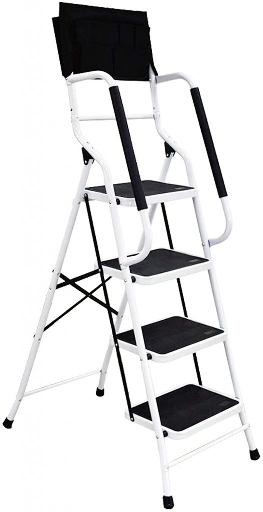 charaHOME 4 Step Ladder